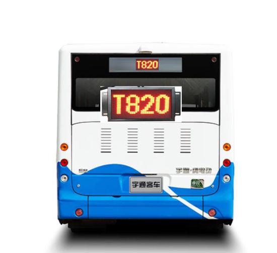 Bus Transit Display-Rear Display Board