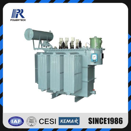 11kv 1250kVA Sz Series Step Down Oil Immersed Power Transformer