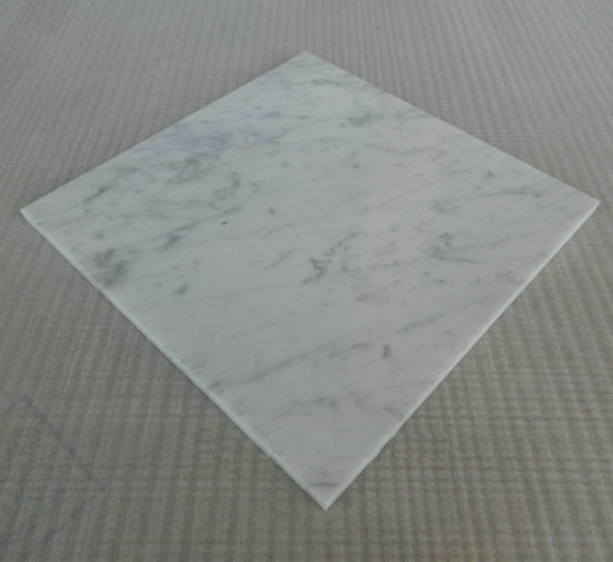 Home Decoration Onyx Carrara White Marble pictures & photos