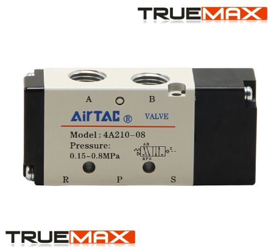 4h430 15 airtac pneumatic solenoid vave directional control valve