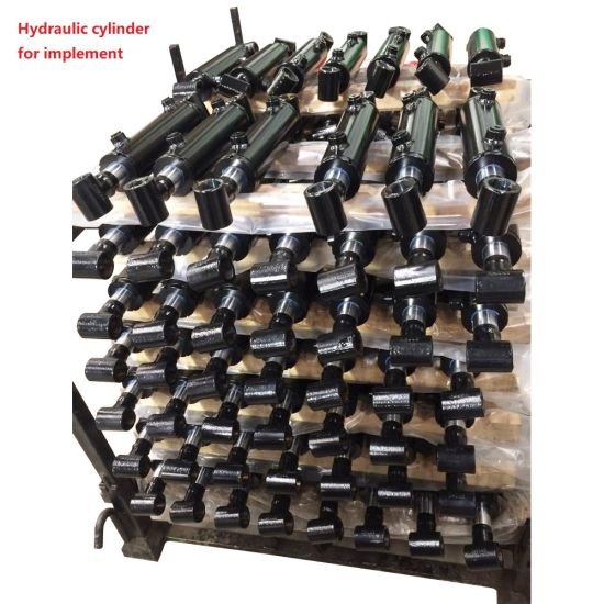 Implement Double Acting Hydraulic Cylinder