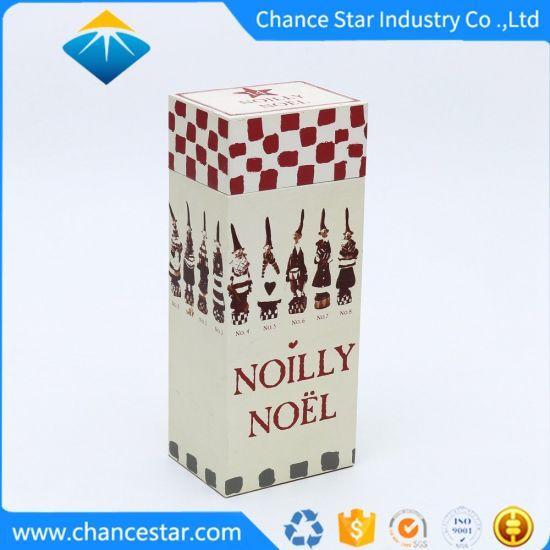 Custom Printing Hardcover Paper Cardboard Gift Packing Box