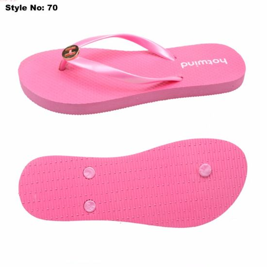 342d41bc0ade4d Made in China PE Rubber Slippers for Women - China Shoes
