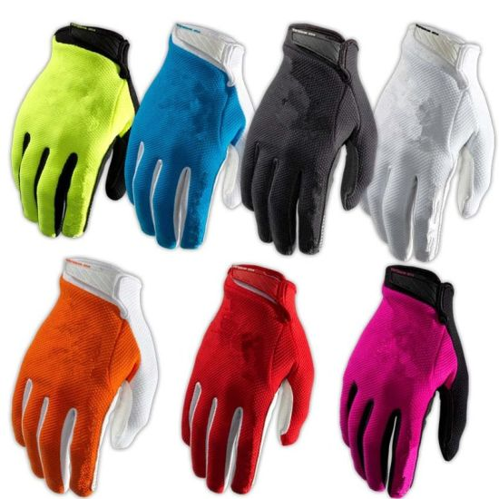 Blue Professional Skidproof Glove Outdoor Riding Sports Gloves (MAG79) pictures & photos