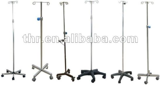 2-Function Manual Hospital Ward Bed pictures & photos