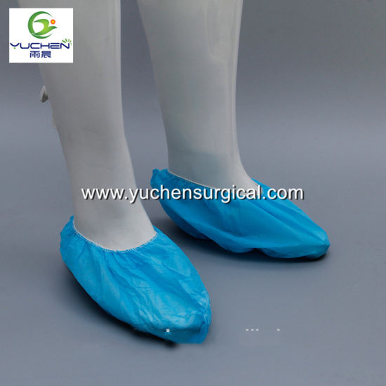 High Quality Disposable waterproof PE Shoe Cover