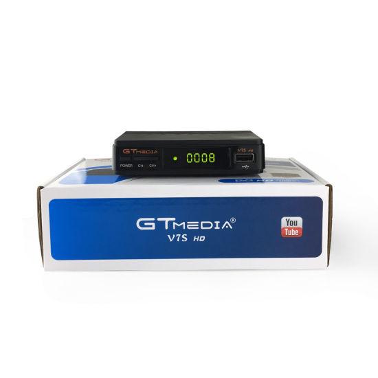 China Freesat/Gt Media V7s HD FTA DVB S2, V7HD Satellite TV