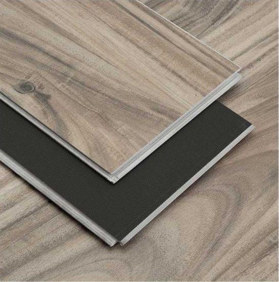 China Click PVC Vinyl FlooringSpc FlooringPVC Pisos China Vinyl - Click in place vinyl flooring