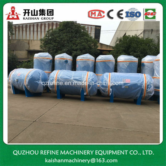10m3 10bar Standing Vertical Large Air Pressure Vessel for Gas Storing pictures & photos