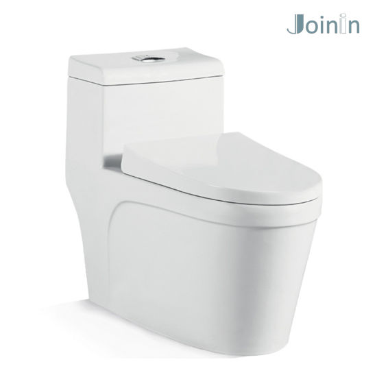 Sanitary Ware Bathroom Ceramic Wc One Piece Toilet Bowl (JY1306) pictures & photos