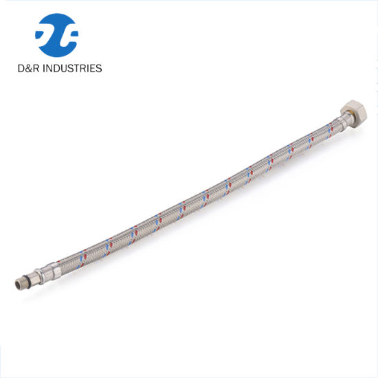 Dr 4015 Stainless Steel Sink Flexible Knitted Hose