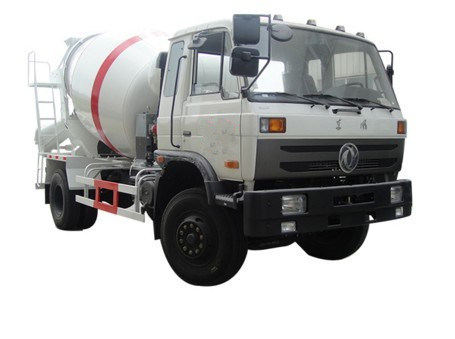 China High Performances Truck Mounted Small Ready Mix Mini Cement