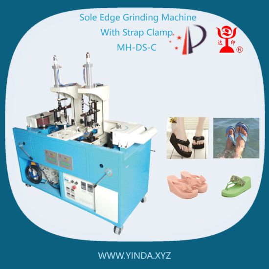 Shoe Grinding Machine with Strap Clamp for High Heel (MH-DS-C)