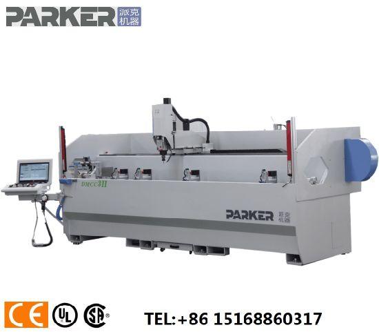 China Fanuc Software Aluminium Machine Center - China