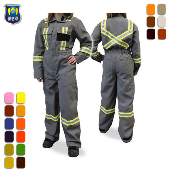 9dd474fdb7 China Unisex Fireman Coveralls Work Suit Overalls - China Fireman ...