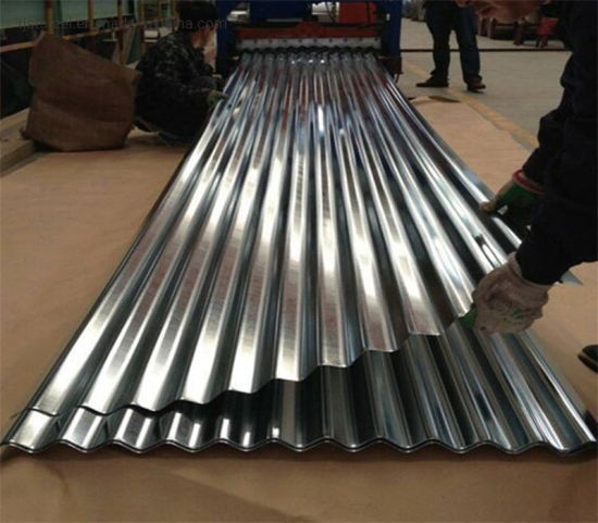 Widely Used Superior Quality Prepainted Galvanized Corrugated Steel Roofing Sheet