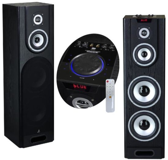 TM-688 2.0 Channel Karaoke Remote Control Active Speaker pictures & photos