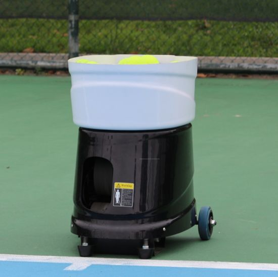 China Factory Price OEM Popular USA Tennis Ball Machine for Sale pictures & photos