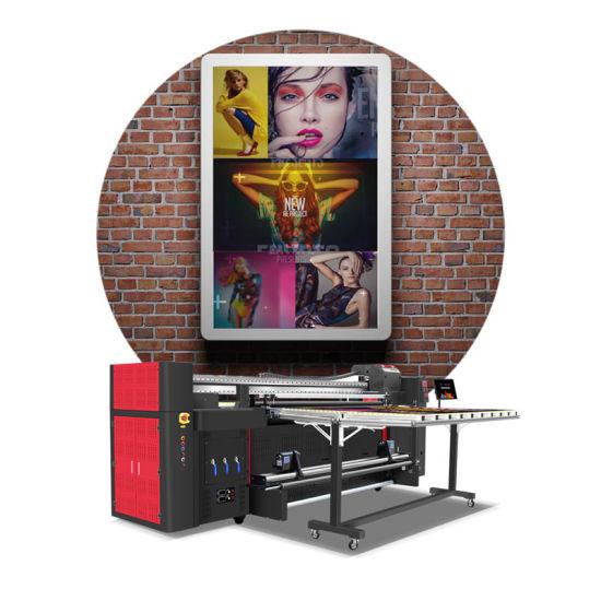 Industial Large Format Digital Inkjet Printing Machine LED UV Flatbed Printer (MT-UV2000)