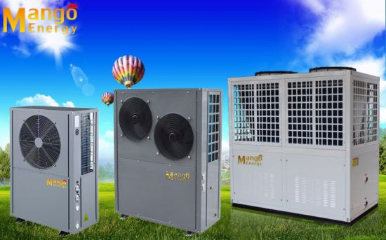 Normal House Heating/Cooling Air Source Heat Pump