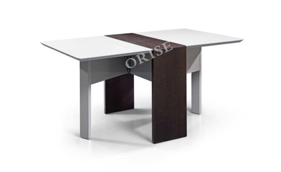 2019 New Modern Design Good Quality Dining Room Folded Dining Table