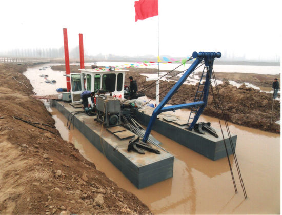 500 Cutter Suction Dredger pictures & photos