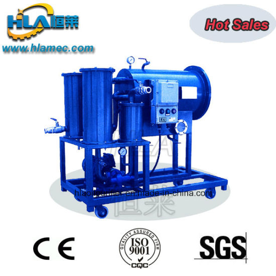 Explosionproof Type Coalescence-Separation Oil Purification Machine pictures & photos