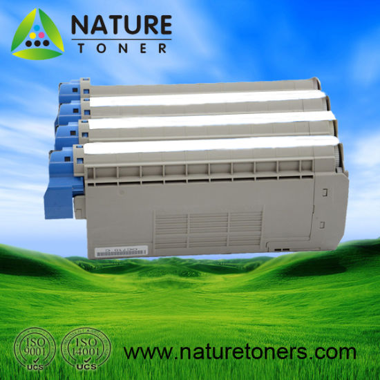 Color Toner Cartridge and Drum Unit for Oki C710n C710dn C710dtn C711
