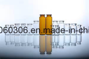 30ml Clear Tubular Glass Vial pictures & photos
