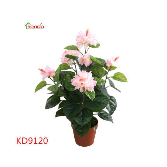 New Pattern Wholesale Supplies Hydrangeas Flowers Artificial Decoration