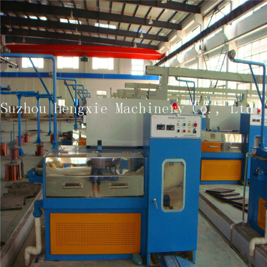 Fine Copper Wire Drawing Machine (22 DW) pictures & photos