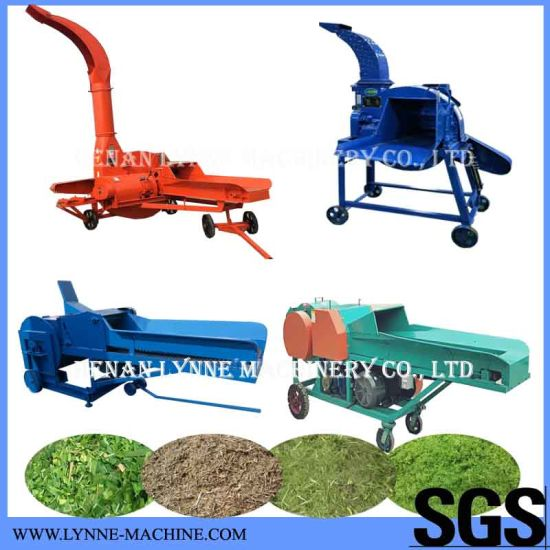 China Manufacturer Best Price Cattle/Cow Silage Fodder Making Equipment