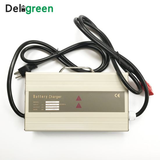 Factory Directly Provide 12V 24V Lithium Lead-Acid Battery Charger