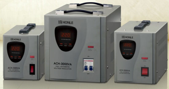 China Honle Ach Series Automatic Voltage Stabilizer Circuit Diagram