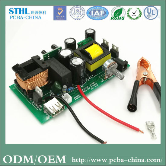 China Multilayer Rigid Sograce PCB Board PCB Assembly Service PCB ...