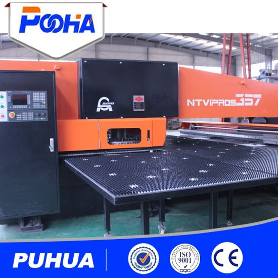 Mechanical CNC Turret Punching Press Machine (AMD-357) pictures & photos