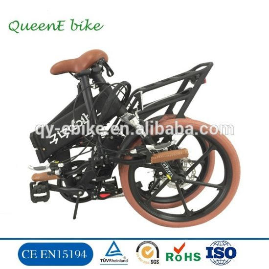 Queene/Hot Style Folding Electric Pocket Bicycle