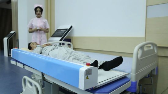 Economy and Durability Medical Bed Hospital Equipment pictures & photos