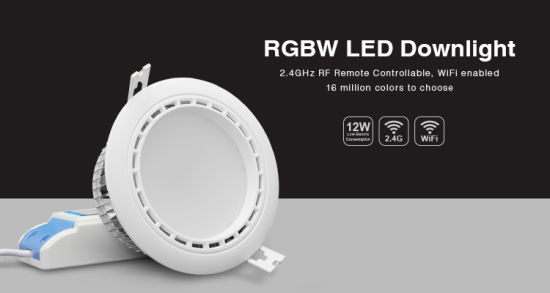 12W RGBW LED Downlight pictures & photos