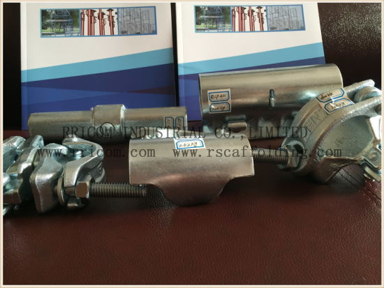 Scaffolding En74/BS1139 Galvaznied Scaffolding Sleeve Coupler/Clamp pictures & photos