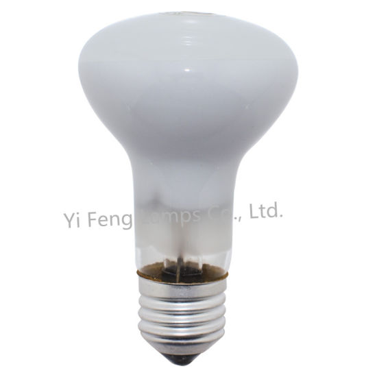 Best Price Eco R63 Halogen 18W, 28W, 42W, 52W, 70W Frost Halogen Bulb with CE/ RoHS/ ERP/GOST Approved