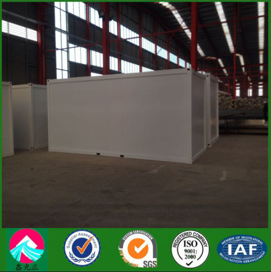 Flat Packed Container House Design, Sandwich Panel Container Cabin pictures & photos