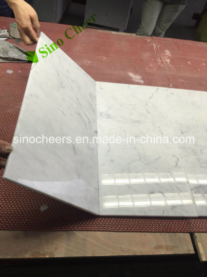 White Marble Tile And Slab Thin