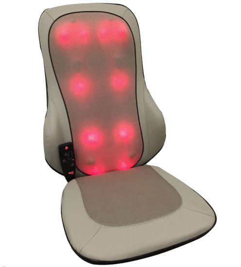 Electric Thai Shiatsu Car and Home Seat Vibration Butt Massage Cushion for Chair pictures & photos