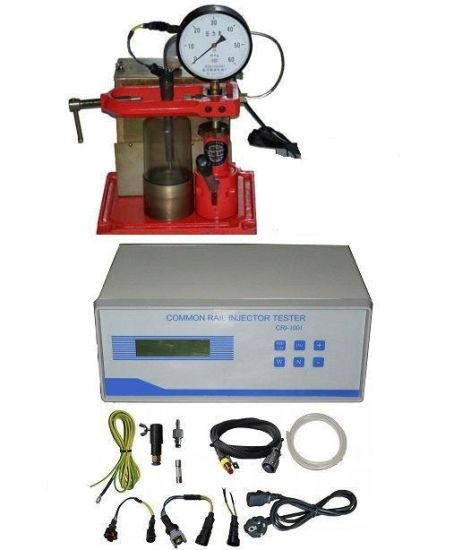 CRI-1000 Common Rail Solenoid Injector Tester