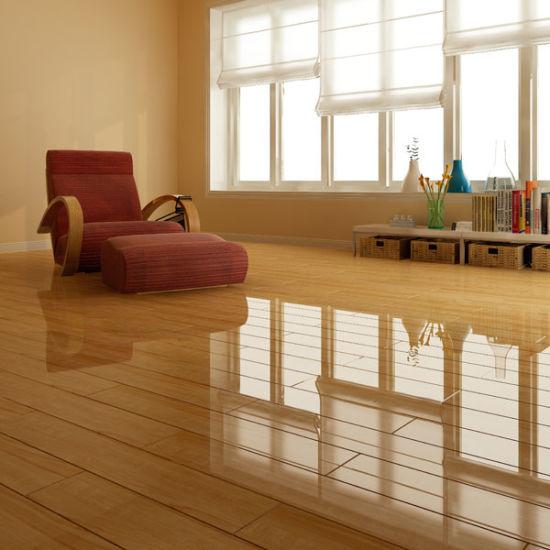 China 15mm Mirror Surface Hdf Laminate Floor Ac4 China Laminated