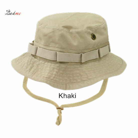2828e71778abc China Camo Military Bucket Hat Outdoor Hat Fishing Hats - China ...