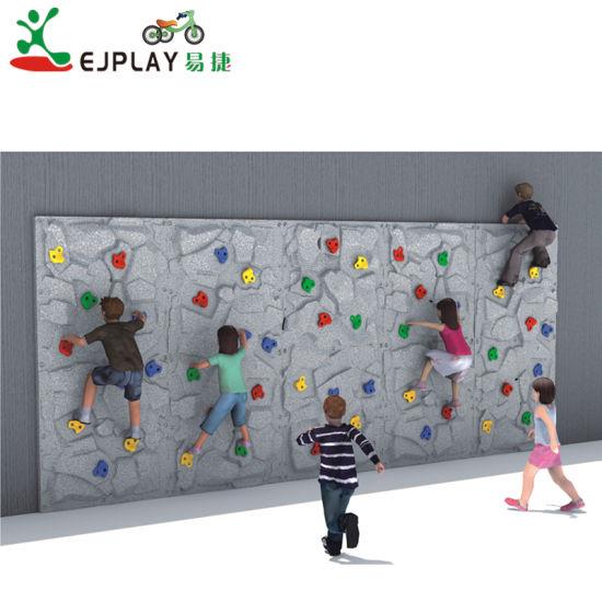 Popular Customer Design Plastic Children Climber Outdoor