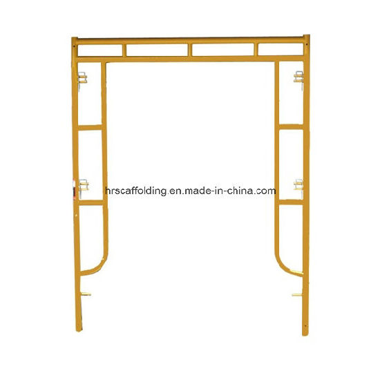 Ladder Frames Scaffold / Scaffold Formwork Frame Systems From China ...