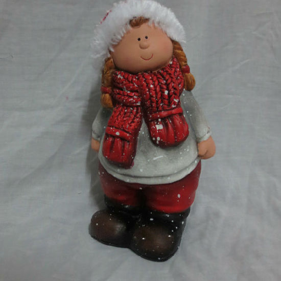 New Design OEM Polyresin Christmas Craft pictures & photos